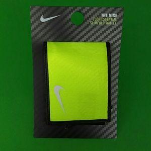 Nike Other - Nike slimfold wallet