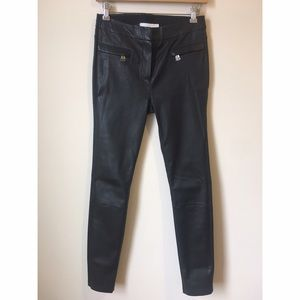 • Express edition leather pants size 2R•