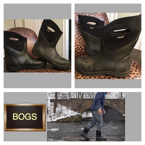 16c3f4d08bf PRICE DROP! BOGS Classic Ultra Mid Men's Size 13