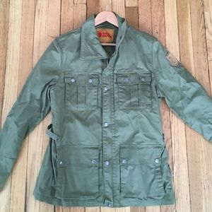 Fjallraven Other - NWOT Fjällräven Men's Räven Jacket Olive Green, S