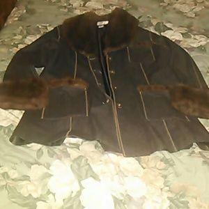 Newport News Jackets & Blazers - Newport  News Denim Coat