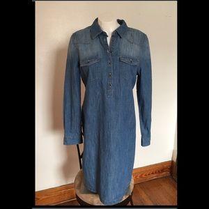 Dresses & Skirts - Old Navy Jean Dress