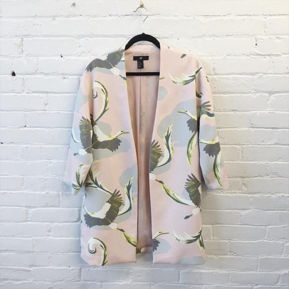 41ce15b6af0a H&M Jackets & Coats | Hm Crane Jacket | Poshmark