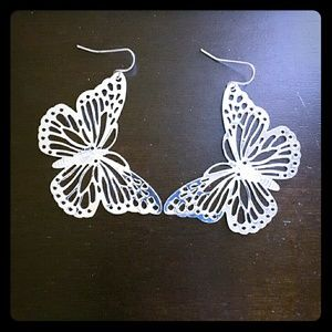 Jewelry - Butterfly ear rings❌DONATED❌