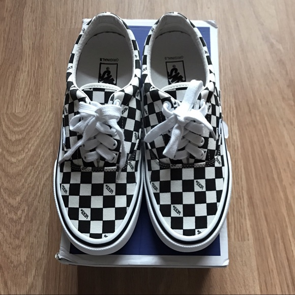 aab88fe112 Buy vans checkerboard era lx