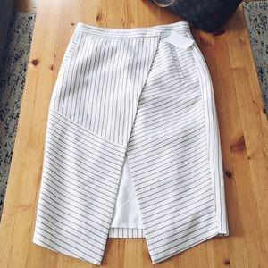Nordstrom Dresses & Skirts - Olivia Palermo x Chelsea28 Front Split Skirt