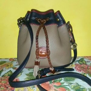 Dooney & Bourke Handbags - DOONEY BOURKE*SALE* VTG TETON DRAWSTRING 9.5X9
