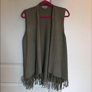 Joseph Sweaters - Fringe Sweater Vest