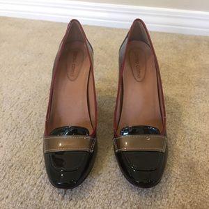 Corso Como Shoes - CORSO COMO patent leather loafer pumps, worn once