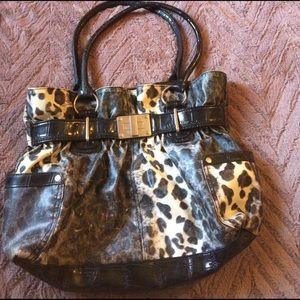 Claire's Handbags - Leopard Print Purse
