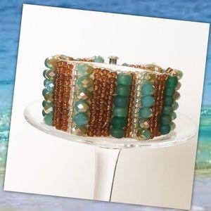 Handmade Jewelry - Handmade Loom Bracelet