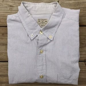 J.Crew washed shirt in stripe