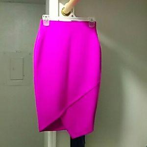 Pink Bisou Bisou skirt