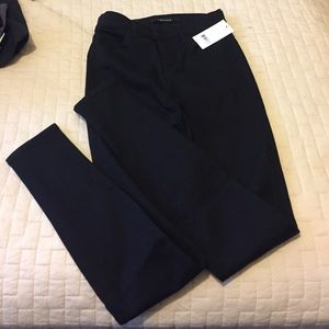 NWT J Brand high rise black jeans, size 23