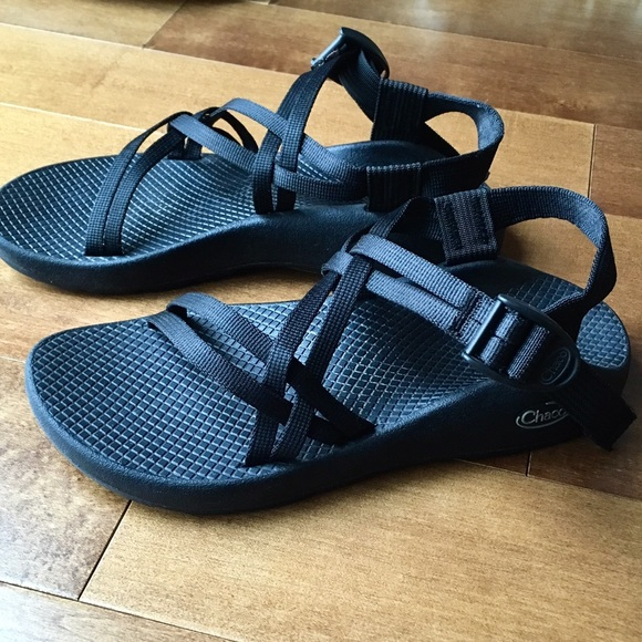 eaa51c38ae960f Chaco Shoes - 🌟FINAL REDUCTION🌟Black Chaco ZX 1 Yampa Sandals