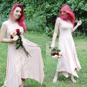 Dresses - 👛Blush pink👛 off shoulder butterfly dress