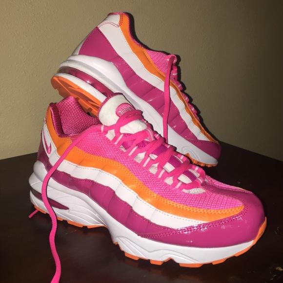 Nike Shoes   New Nike Air Max 95 Pink