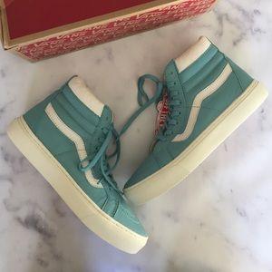 Vans Shoes - VANs NWB SK8-Hi Leather Hi-Tops