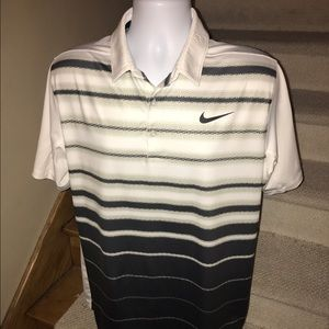 Nike Other - Nike Golf dri-fit casual golf polo shirt men's L