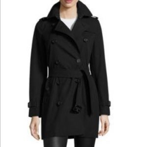 Burberry the Kensington wool and cashmere coat