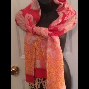 Spartina 449 Accessories - Spartina 449 100%wool scarf...gorgeous colors!