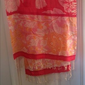 Spartina 449 Accessories - Spartina 449 100%wool scarf Like New