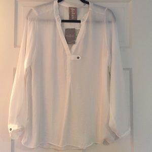 Dolan (Anthropologie) blouse NWT size M
