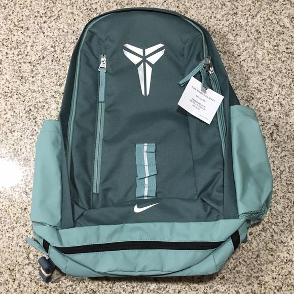brand new 8ab12 44721 Nike Kobe Mamba XI Backpack BA5132 CANNON NWT