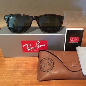 Ray-Ban Accessories - Ray-Ban New Wayfarer Authentic
