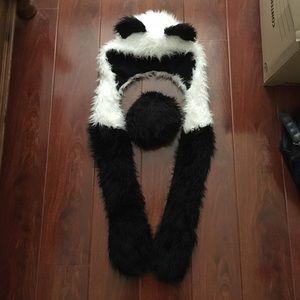 Accessories - Panda hood