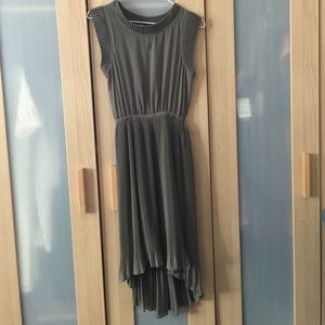 Bar III olive dress size XS