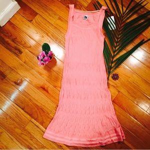 Missoni Dresses & Skirts - MISSONI Pink Knit Dress