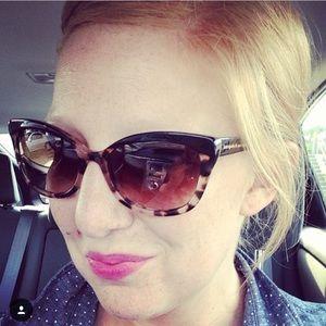 11589b862cd7 kate spade Accessories - Kate Spade Amara Cat Eye Sunglasses