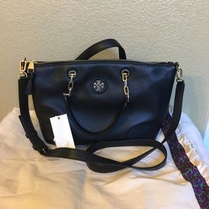 Tory Burch small leather satchel