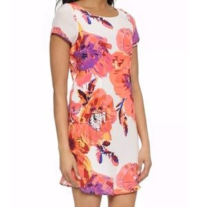 Yumi Kim Dresses & Skirts - YUMI KIM Classic Dress Patterned Silk Floral Mini