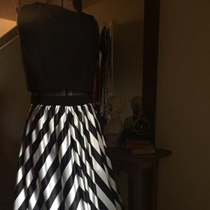 Dresses & Skirts - Full gown with sheer waist