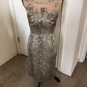 ANTONIO MELANI Dresses & Skirts - {Antonio Melani Strapless Dress}