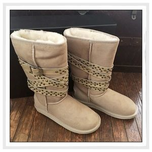 Australia Luxe Collective Shoes - ✨Australia Luxe Sheepskin 'Devil' Tall Boots✨