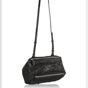 Givenchy Handbags - Pandora Mini leather shoulder bag