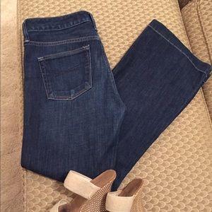 Gap 1969 Long & Lean boot cut jeans