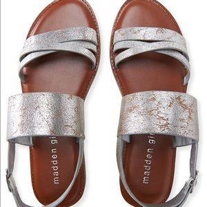 Madden Girl Shoes - NWT Madden Girl Strappy Sandals