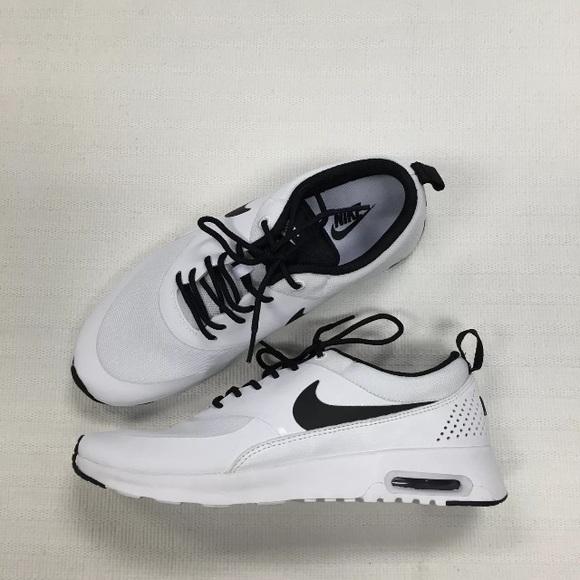 Nike Para Mujer Tienda De Blanco Y Negro Air Max Thea uJ7sWBHcu
