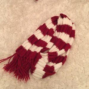 Striped scarf :)