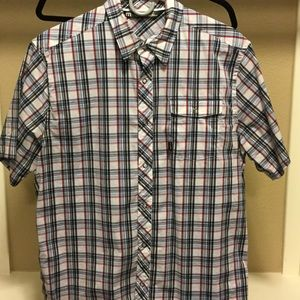 Travis Mathew Other - Travis Mathew full button short sleeve. Size Large
