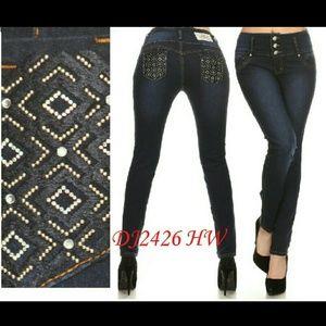 Silver Diva Jeans on Poshmark