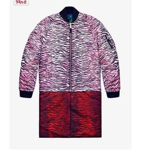 Kenzo X H&M Jackets & Blazers - Kenzo x H&M Long Reversible Coat
