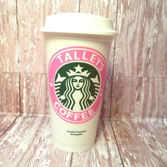 Personalized Starbucks Grande Cup Nwt
