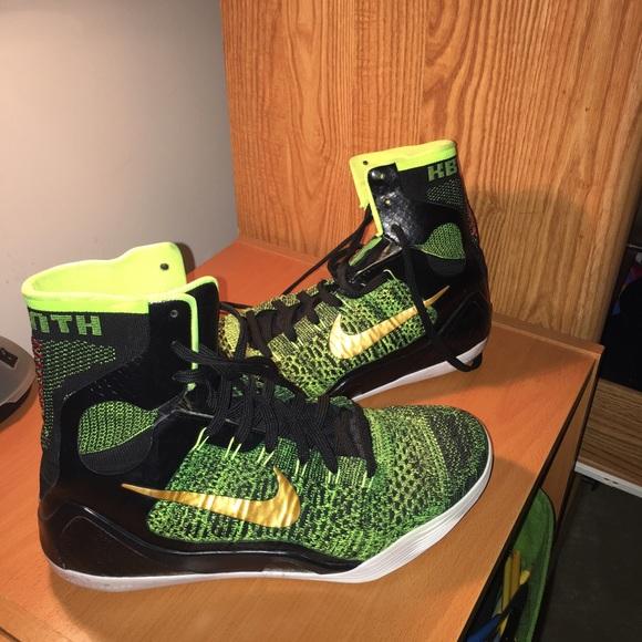 "eacb8799278c Nike Kobe 9 Elite ""Victory"" Size 10.5. M 5855f58fc6c795791e03c5b5"