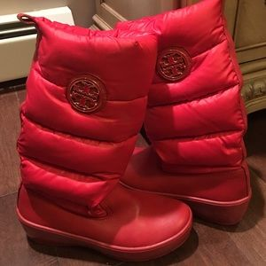 Tory Burch Shoes - Snow boots
