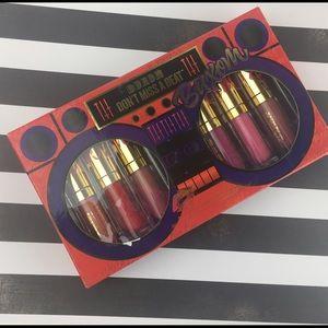 buxom Other - BUXOM 6 piece lip polish gloss Don't Miss A Beat